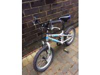 """Childs Bike - Dawes Blowfish 16"""" bike, aluminium frame"""