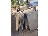 Concrete slabs flgs FREE