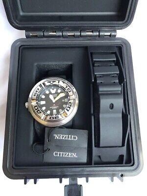 Citizen Eco-Drive BJ8050-08E Promaster Diver Wrist Watch for Men