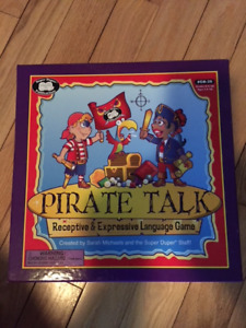 Receptive and Expressive Language Game