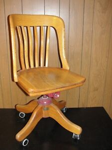Office chair vintage