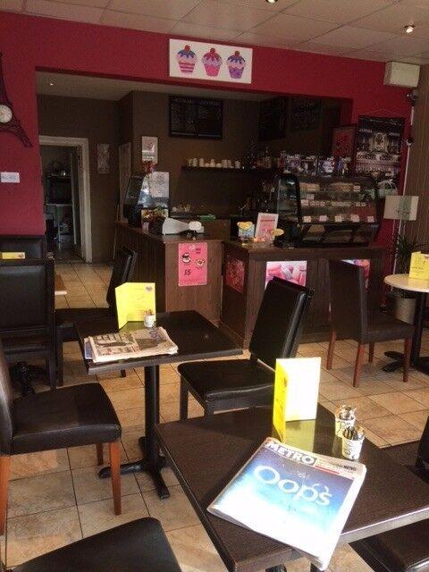 Attractive coffee shop in Gloucester Road bristol