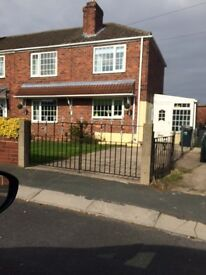 Spacious 3 Bed Semi Detached House