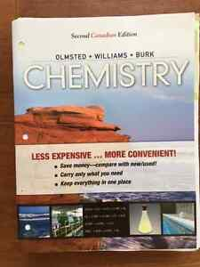 CHEMISTRY 2nd CANADIAN EDITION