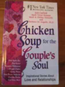 CHICKEN  SOUP  for  the  COUPLE'S  SOUL - LIKE NEW CONDITION!!!!