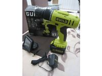 FOR SALE 18 vCORDLESS DRILL NEW boxed, inc charger