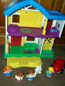 Fisher Price Little People Folding Doll House London Ontario image 6