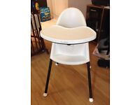 BabyBjorn (BABYBJÖRN) High chair Used condition