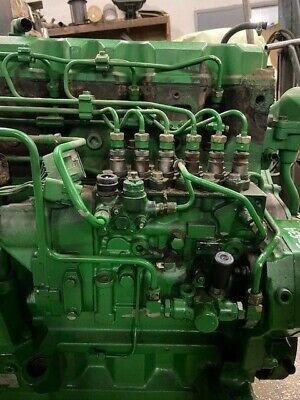 John Deere 8400 9610 9760 Used Injection Pump
