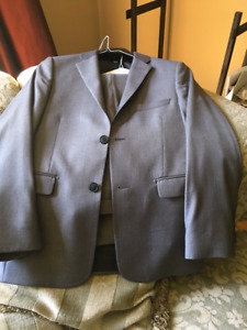 2 Boys Suits - perfect for confirmations/weddings/communion