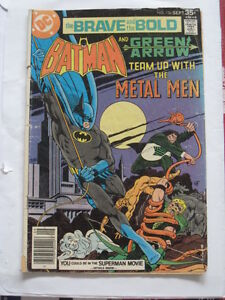 The Brave and the Bold – Batman and Green Arrow, #136 – DC Comic