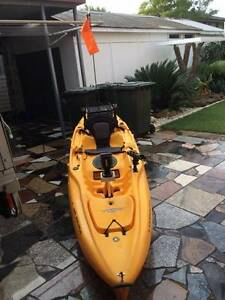 Hobie Kayak Outback Sydney City Inner Sydney Preview