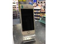 Apple iPhone 5s 16GB White/Silver -- EE