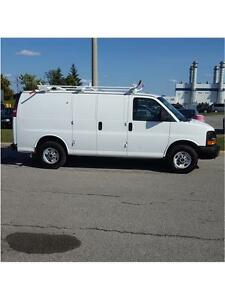 2009 GMC SAVANA 3500 HEAVY DUTY** READY TO WORK** PRICED TO SELL