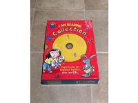 I am Reading Collection Book and CD Set