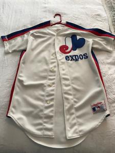 Expos Baseball Jersey