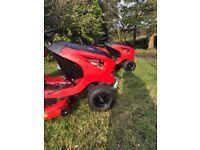 Alko T16-102 ride on lawnmower lawn mower 41 inch 5 year warranty