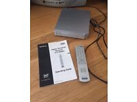 Sony Digibox (Digital Terrestrial Receiver VTX-D800U). Collect from Fulham