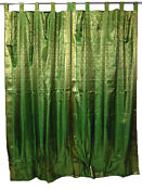 Sari Curtains