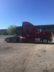 2 2013 T-660 Kenworth for sale