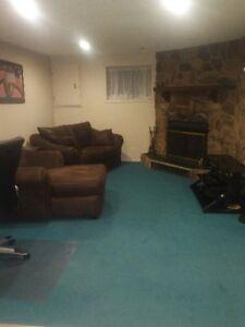 ONE BEDROOM BASEMENT SUITE IN SW AVAILABLE NOW