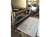 van lift good condition