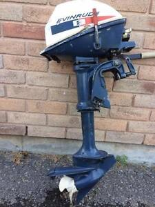 Evinrude 4 HP Twin