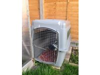 sky kennel for transporting dogs, Petmate's sky kennel ultra