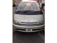 Toyota, Lucida £525, automatic, diesel, 8 seater STILL AVAILABLE