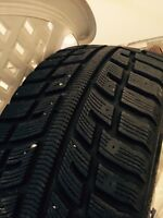 winter tires kumho 2014 bmw 320i