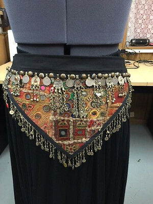 Belly Dance ATS Kuchi Banjara Tribal Hip Belt