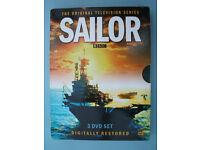 Sailor - Ark Royal (Royal Navy) - BBC 1976 Television Series 3 Disc DVD Boxset