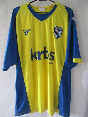 Gillingham 2009-2010 Away Football Shirt XL/ 12798 image