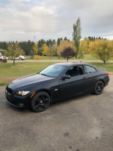 2008 BMW 328xi 2 door sport coupe automatic all wheel drive