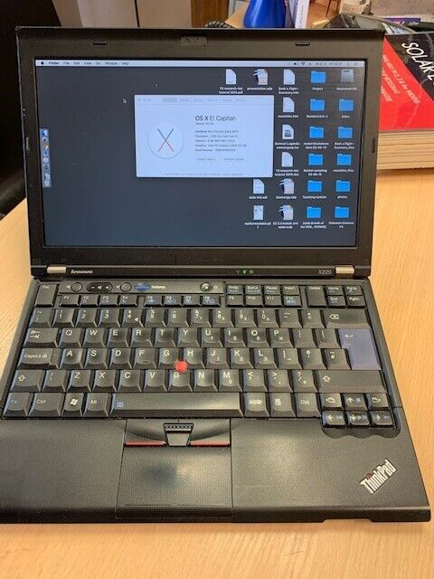 Lenovo X220 Laptop  Intel I5 CPU - 8gb Ram - 120GB SSD | in Leamington Spa,  Warwickshire | Gumtree