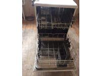 Dishwasher – Beko DWD5411White. Good condition