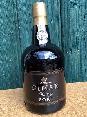 aus Konkursmasse: 3x0,75l Portwein Port Gilmar Tawny Port 19% 🇵🇹 Portugal rot