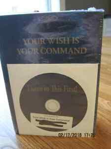 Your Wish Is Your Command 15 CD Personal Development Set