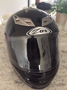 Motorcycle Helmet -Hardley worn ...Mint shape...