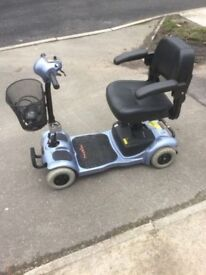 MOBILITY SCOOTER (Lightweight & Easy to use)