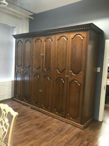 Business closing after 60 years/large armoire for sale