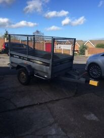 Indespension trailer - Daxara 197 F750. One owner, excellent condition