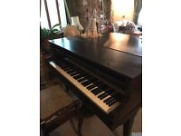 Steinbach baby grand piano