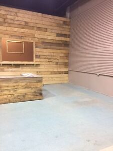 Great South End Commercial space available immediately