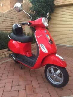 2010 Vespa LX50