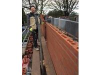 Bricklayers Extension Blockwork