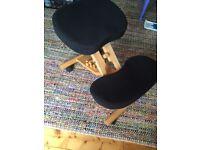 Kneeling office stool