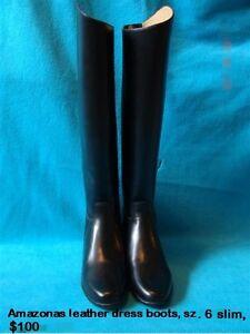 Cavalier Dress Boots