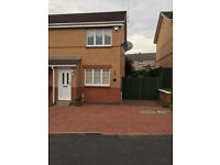 2 Bed Semi Detached House for rent in Cairnhill part of Airdrie