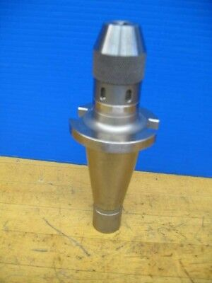 Lyndex Nmtb40 Quick Change Kld14-75 Qca Key Less Drill Chuck Proto-trak Nmtb-40